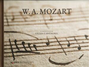 W.A. Mozart : Quintette en ré majeur