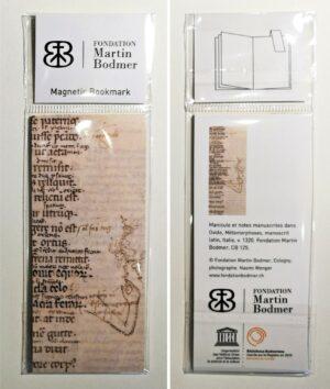 """Marque-page magnétique """"Manicule"""""""